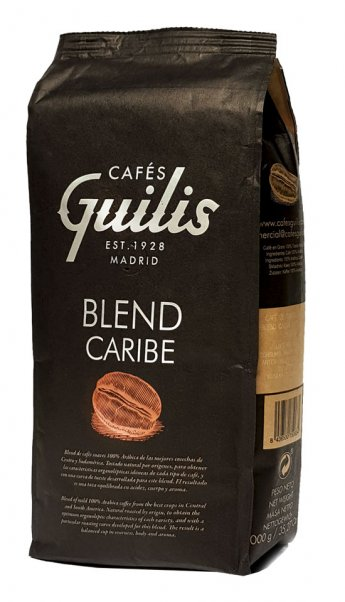 Kawa do biura Cafes Guilis Blend Caribe